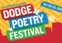 Dodge Poetry Festival 2020