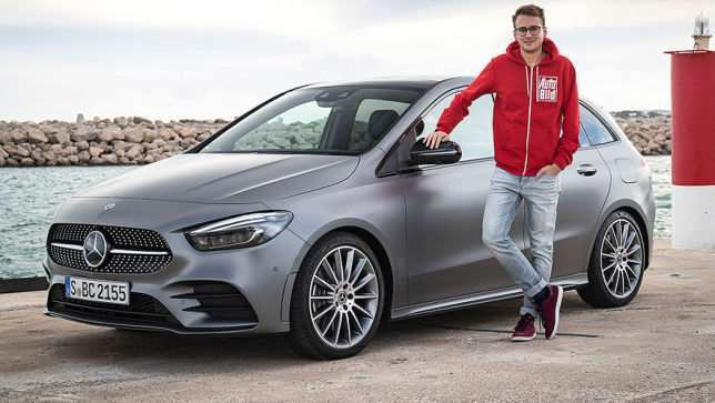 73 Best Mercedes B Klasse 2019 Redesign And Concept