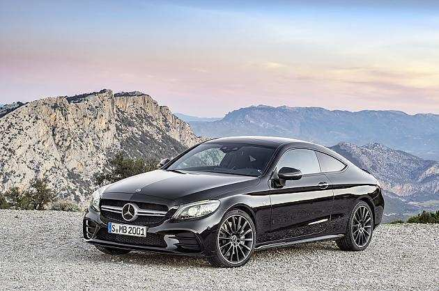 73 Best Mercedes C Class Coupe 2019 Concept