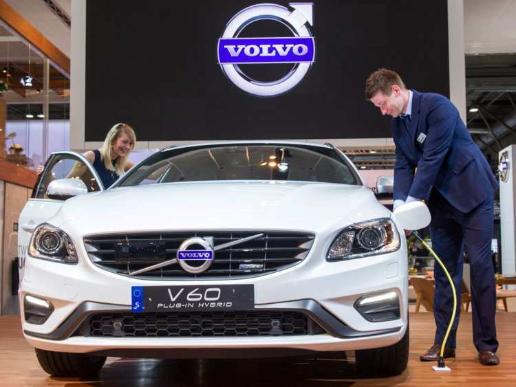 73 Best Volvo All Electric Cars By 2019 Price