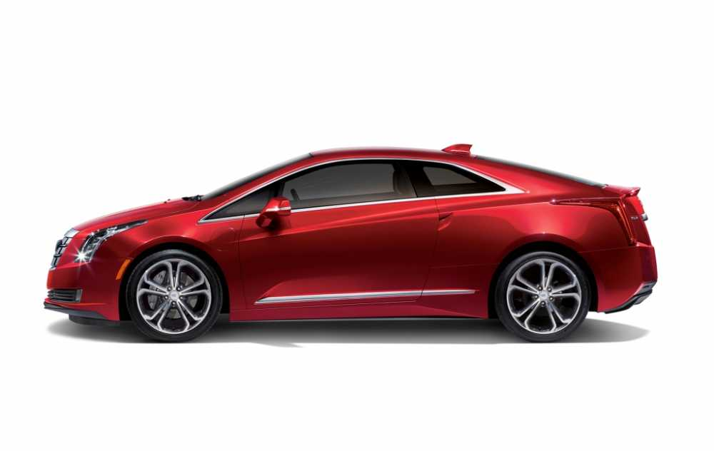 73 New 2019 Cadillac ELR New Review