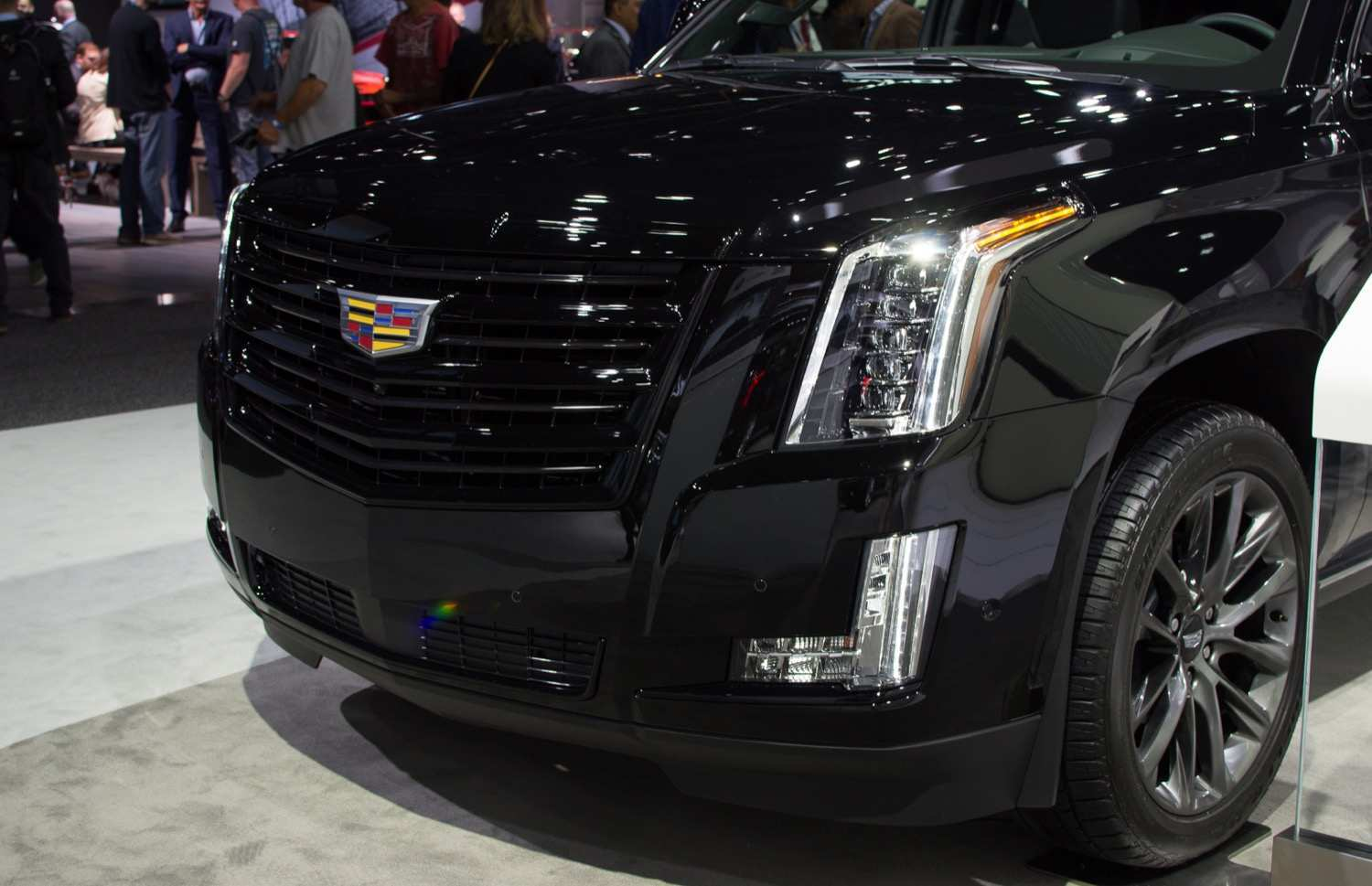 73 New 2019 Cadillac Escalade Vsport Concept