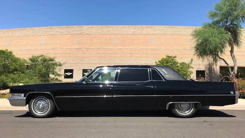 73 New 2019 Cadillac Fleetwood Series 75 Model