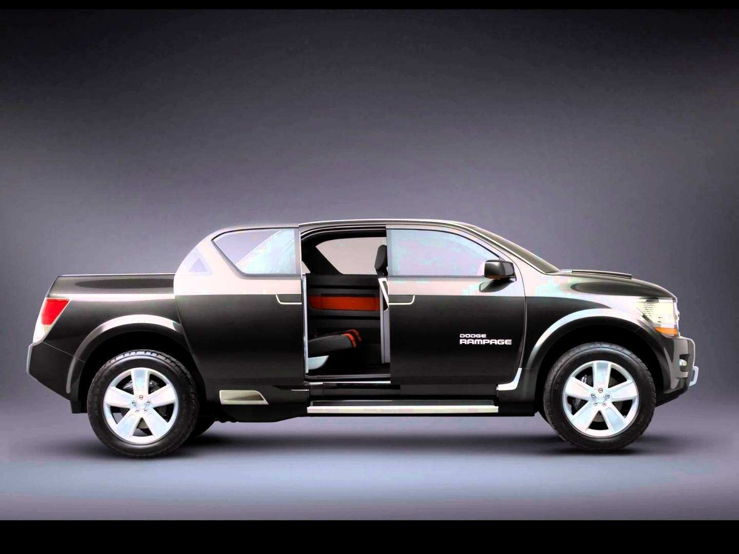 73 New 2019 Dodge Rampage Redesign And Concept