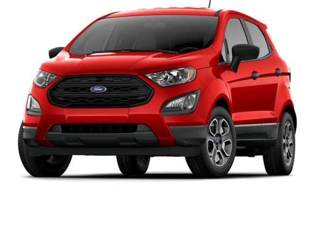 73 New 2019 Ford Ecosport Redesign And Concept