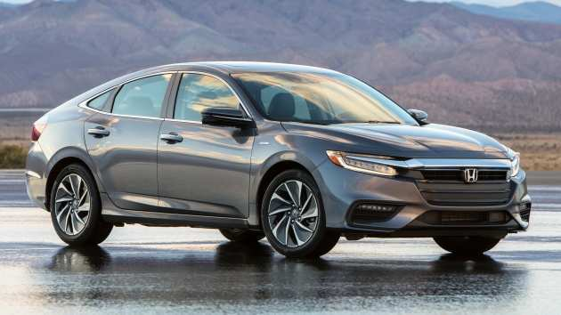 73 New 2019 Honda Civic Hybrid New Concept