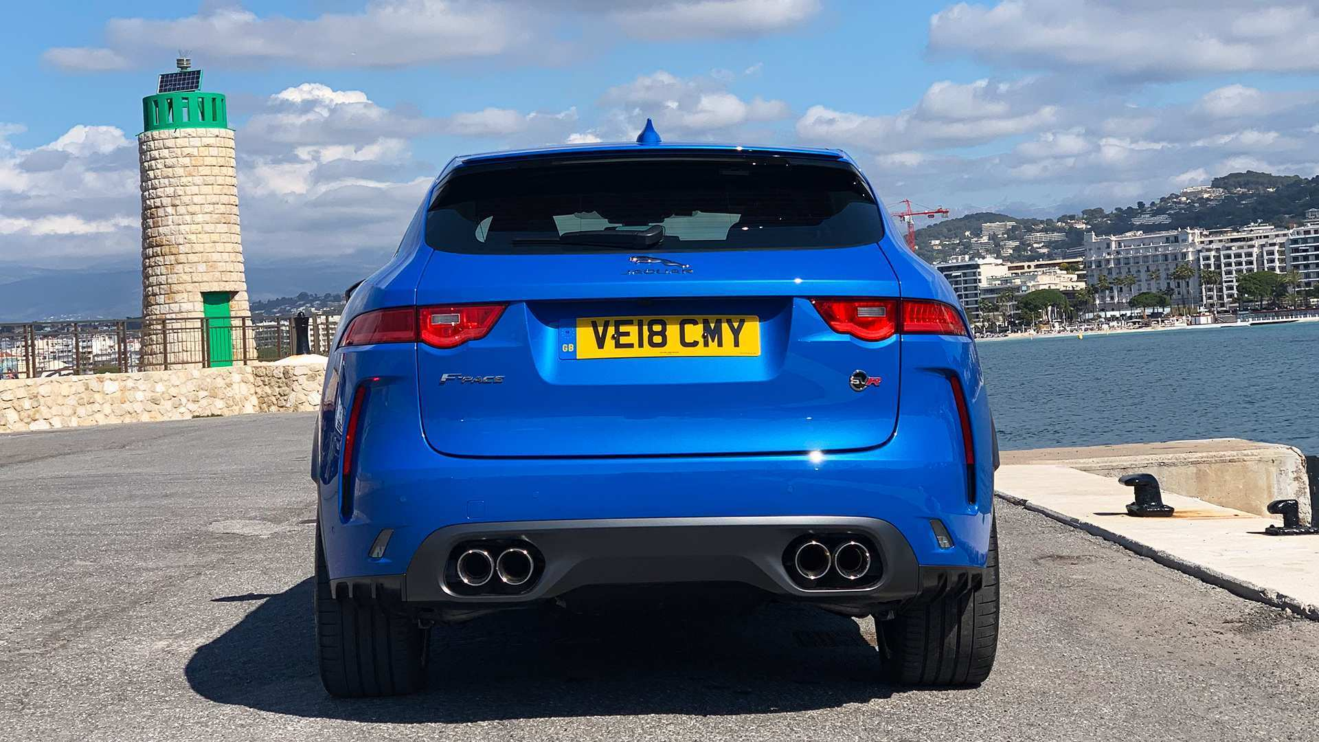 73 New 2019 Jaguar F Pace Svr Exterior And Interior