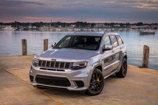 73 New 2019 Jeep Grand Cherokee Trackhawk Review