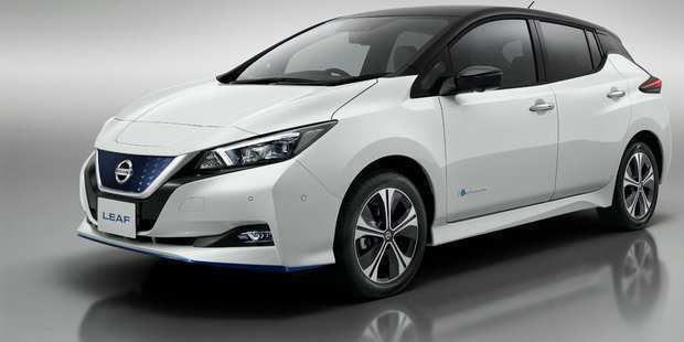 73 New 2019 Nissan Leaf Release Date And Concept