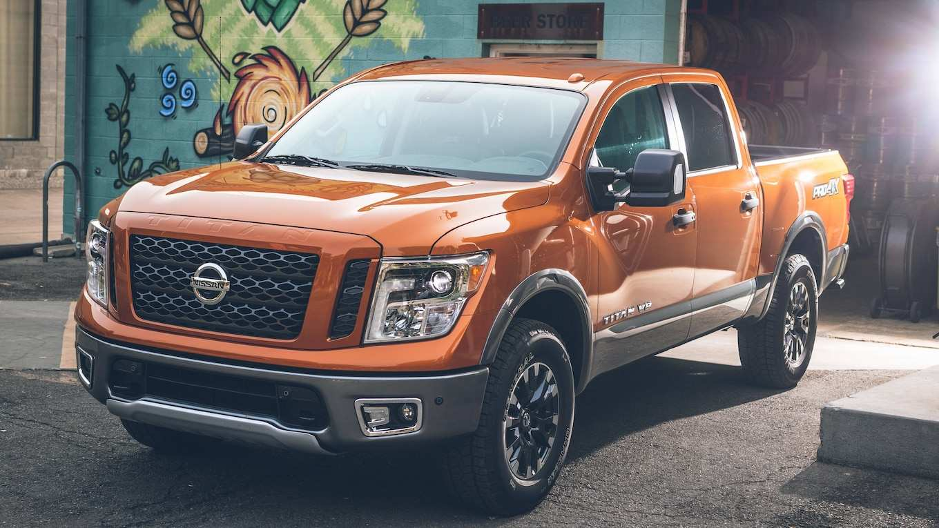 73 New 2019 Nissan Titan Interior 2 Redesign And Concept
