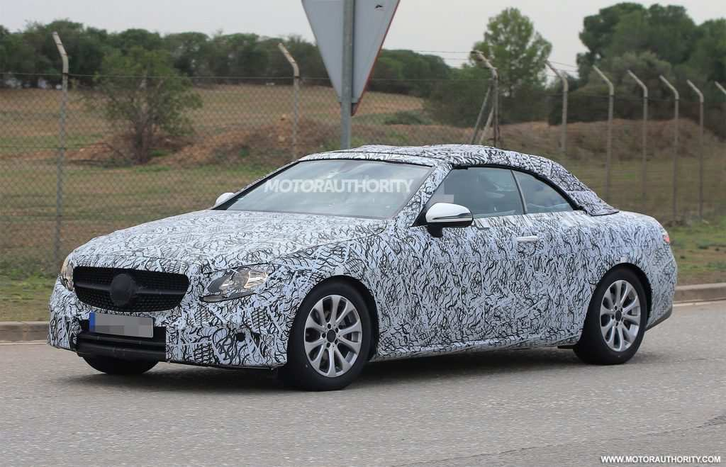 73 New 2019 The Spy Shots Mercedes E Class Review And Release Date