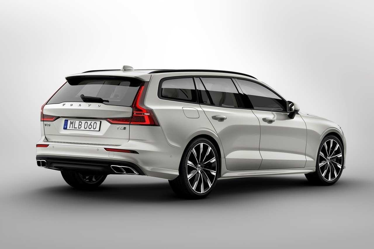 73 New 2019 Volvo V60 Price Overview