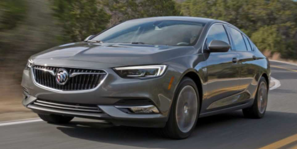 73 New 2020 Buick Anthem New Concept