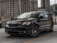 73 New 2020 Chrysler Town Interior