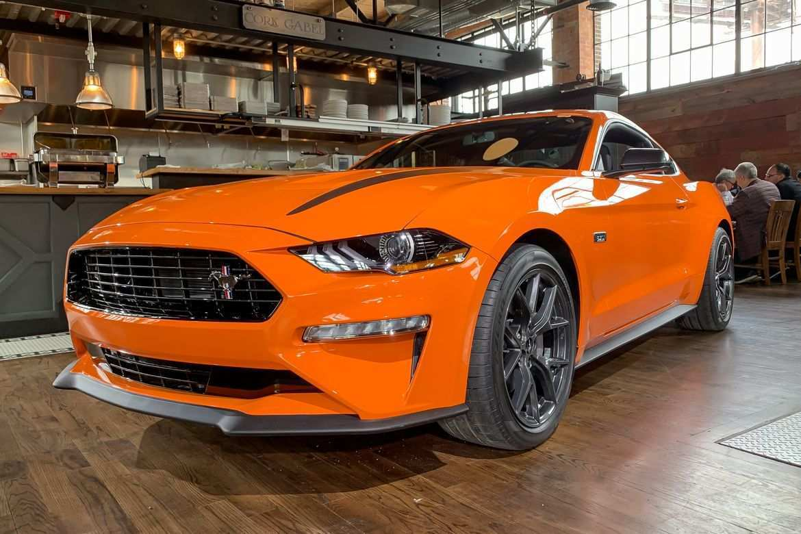 73 New 2020 Ford Mustang Release Date