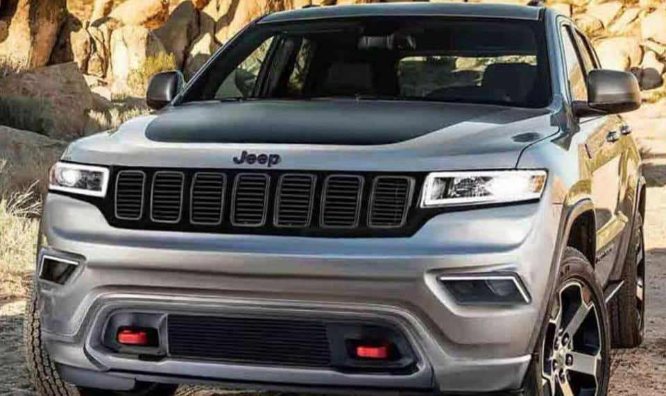 73 New 2020 Jeep Grand Cherokee Srt8 Interior