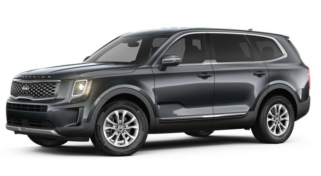 73 New 2020 Kia Telluride Price In Uae Exterior And Interior