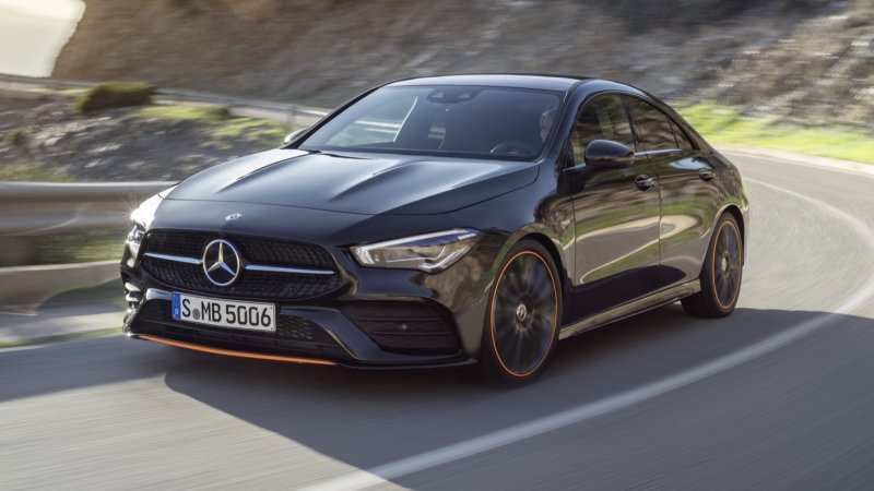 73 New 2020 Mercedes CLA 250 Images