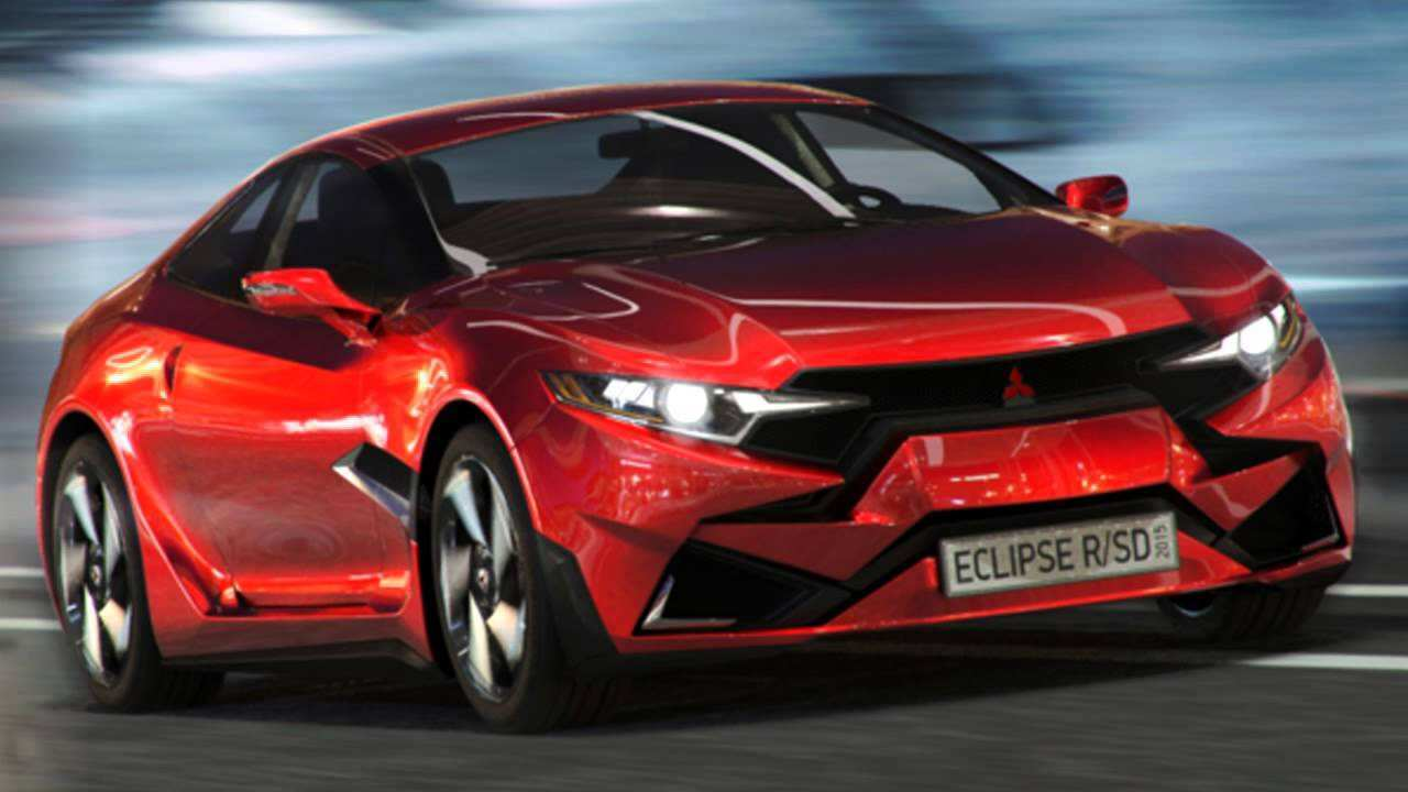 73 New 2020 Mitsubishi Eclipse R Concept And Review