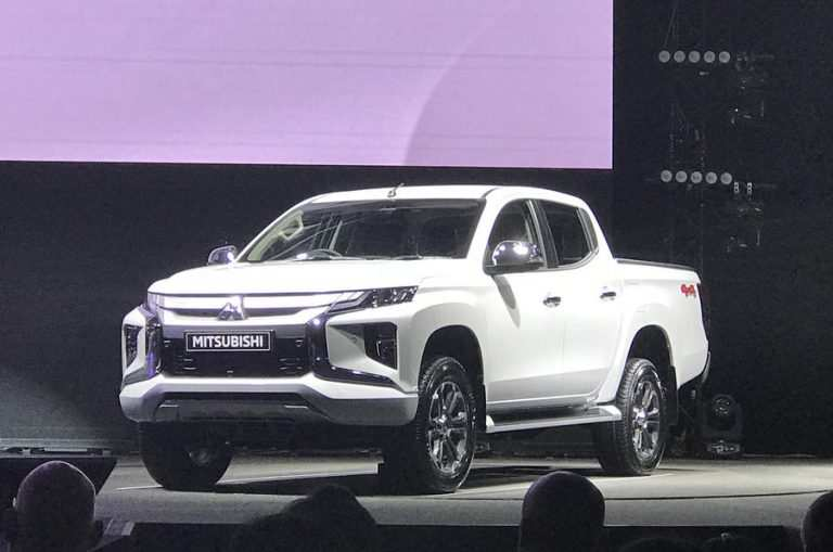 73 New 2020 Mitsubishi L200 Redesign And Concept