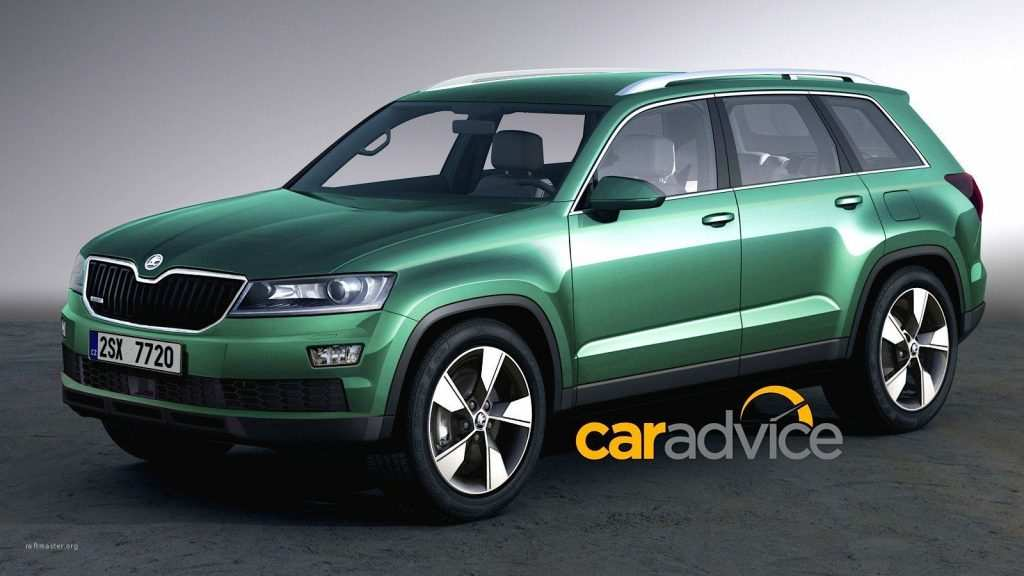 73 New 2020 Skoda Snowman Performance And New Engine