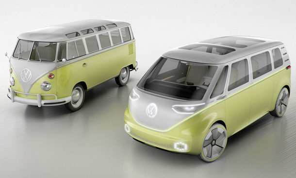 73 New 2020 VW Bulli Concept And Review