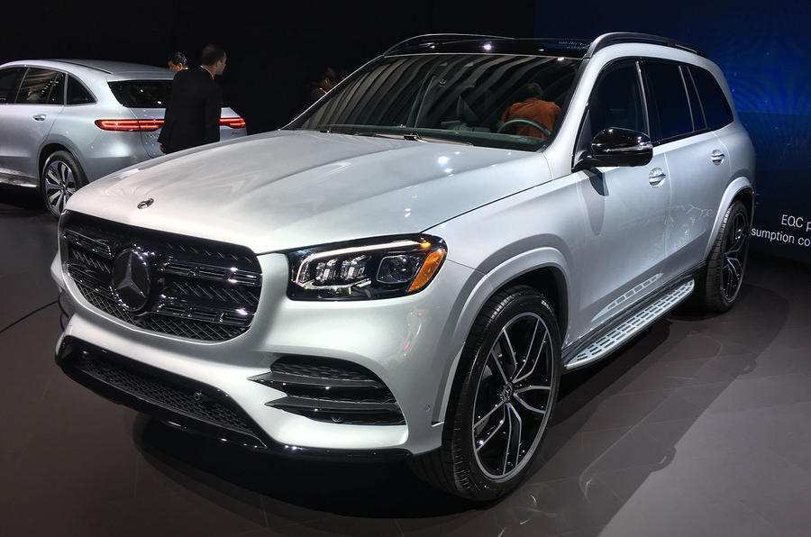 73 New Gls Mercedes 2019 Images