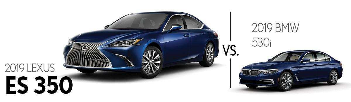 73 New Lexus Es 2019 Vs 2018 Redesign And Review