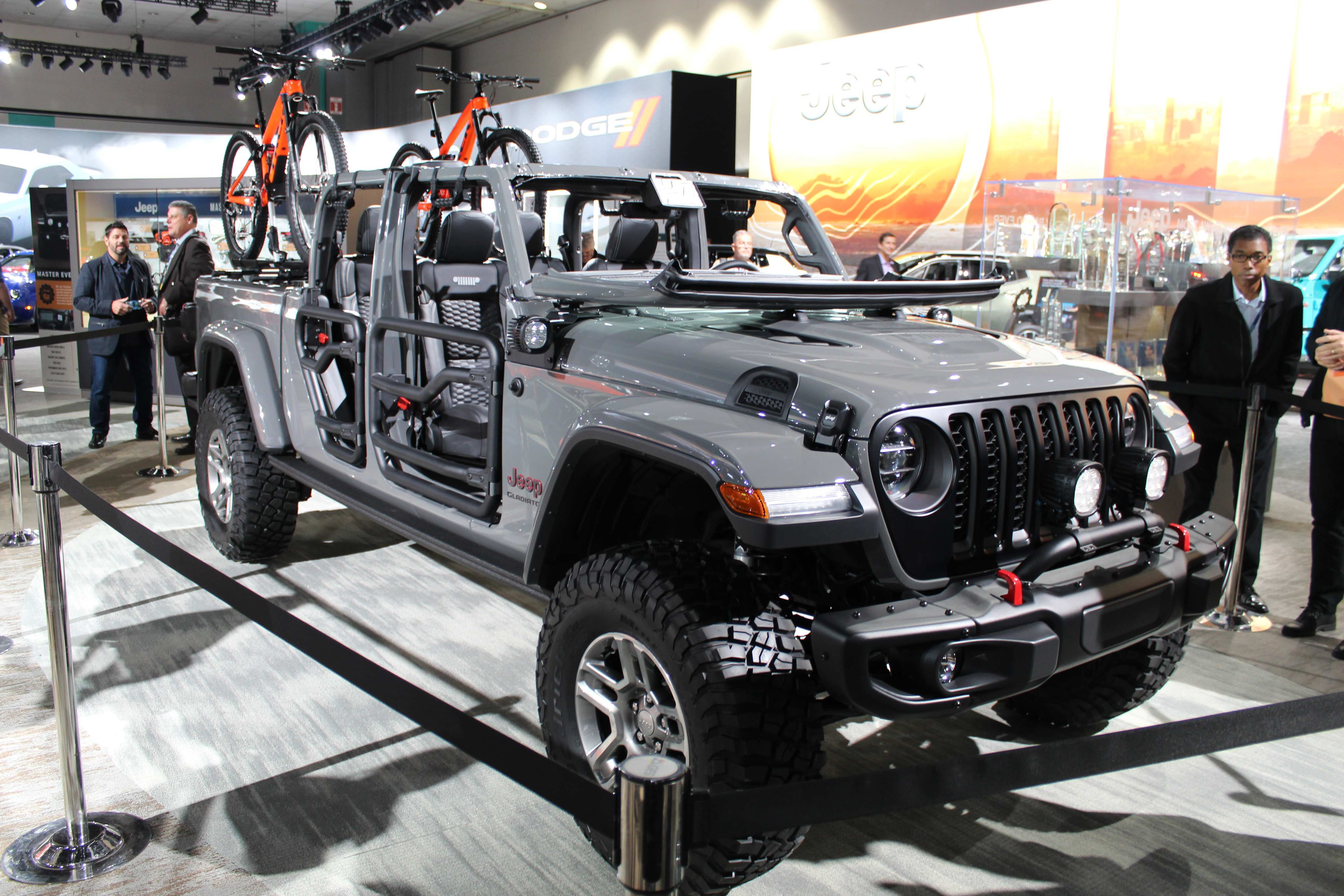 73 New Lift Kit For 2020 Jeep Gladiator Redesign
