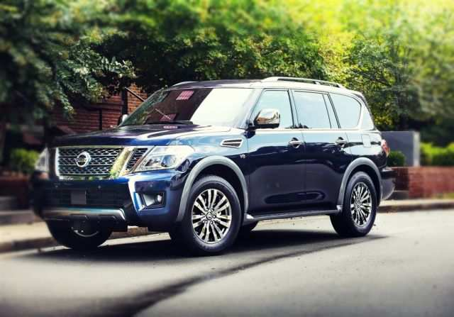 73 New New Nissan Patrol 2019 Photos
