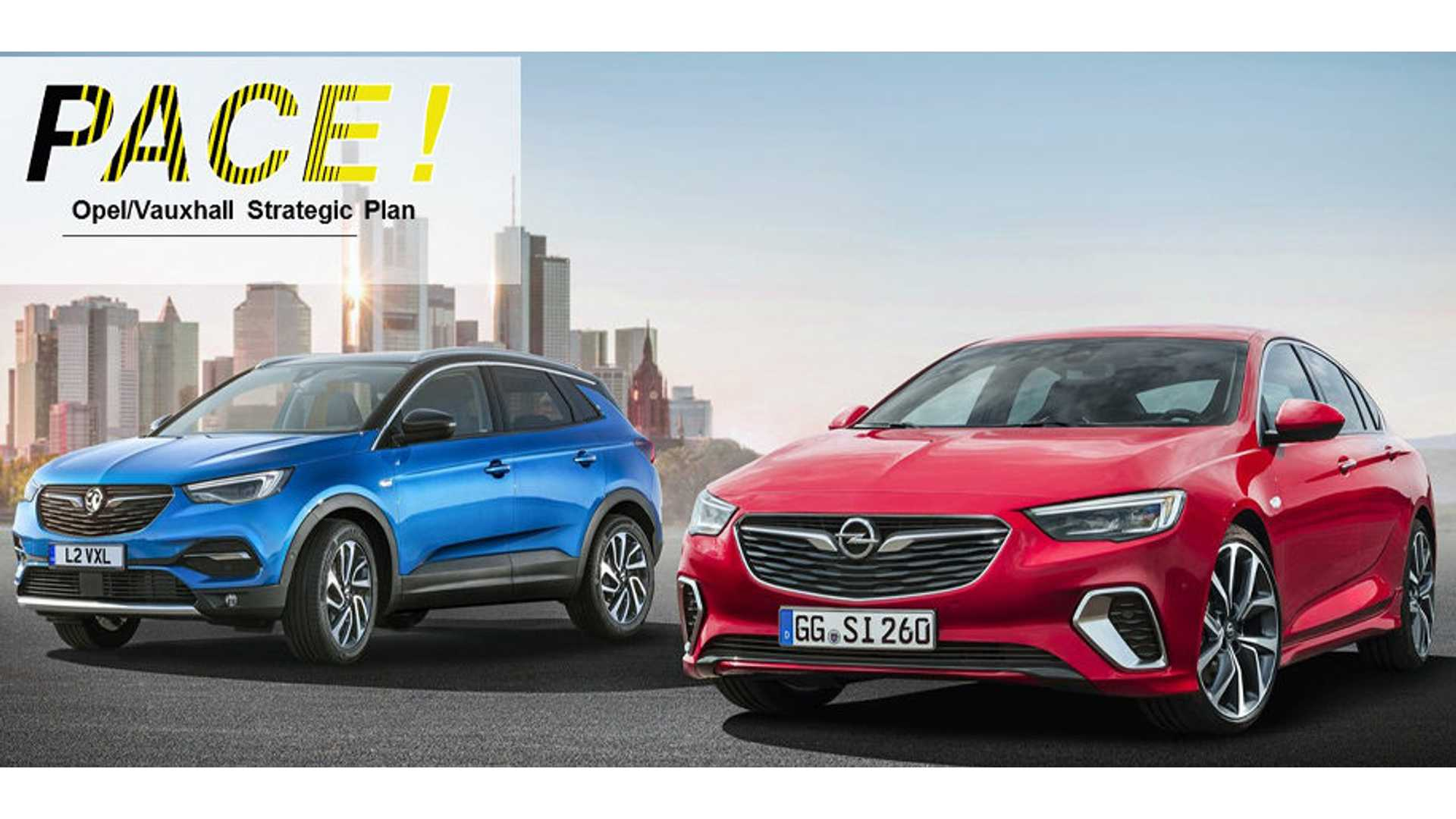 73 New Opel Will Launch Full Electric Corsa In 2020 Spesification