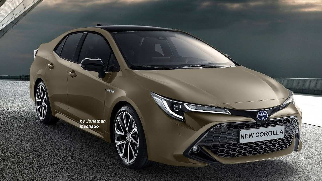 73 New Toyota Auris 2020 Exterior And Interior