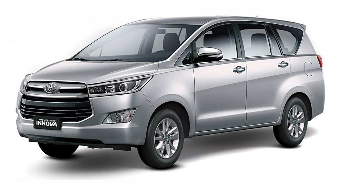 73 New Toyota Innova 2019 Philippines Concept And Review