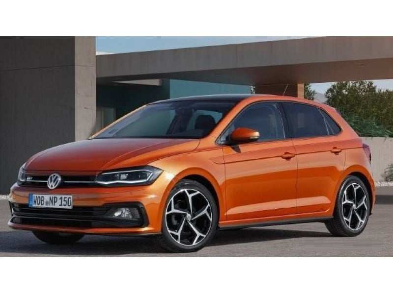 73 New Volkswagen Polo 2019 India Launch Spy Shoot