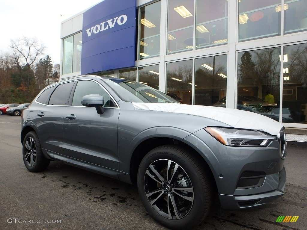 73 New Volvo Xc60 2019 Osmium Grey Spy Shoot