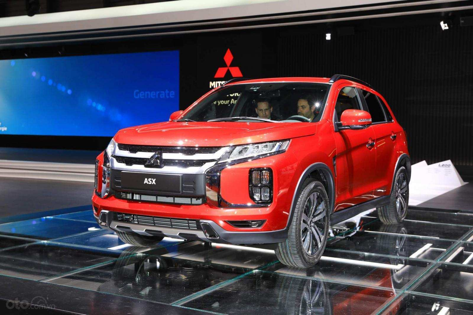 73 New Xe Mitsubishi Outlander 2020 Release Date And Concept