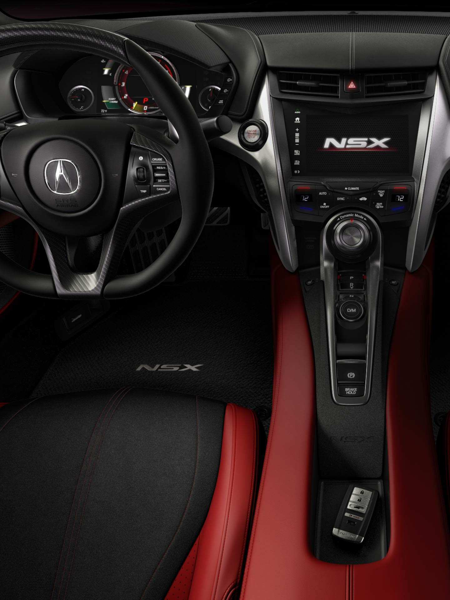73 The 2019 Acura NSX Configurations