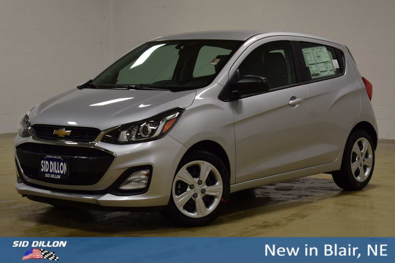 73 The 2019 Chevrolet Spark Style