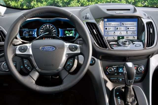 73 The 2019 Ford C Max Release
