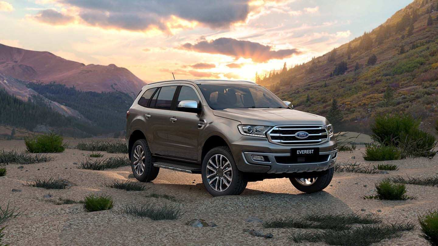 73 The 2019 Ford Everest Prices