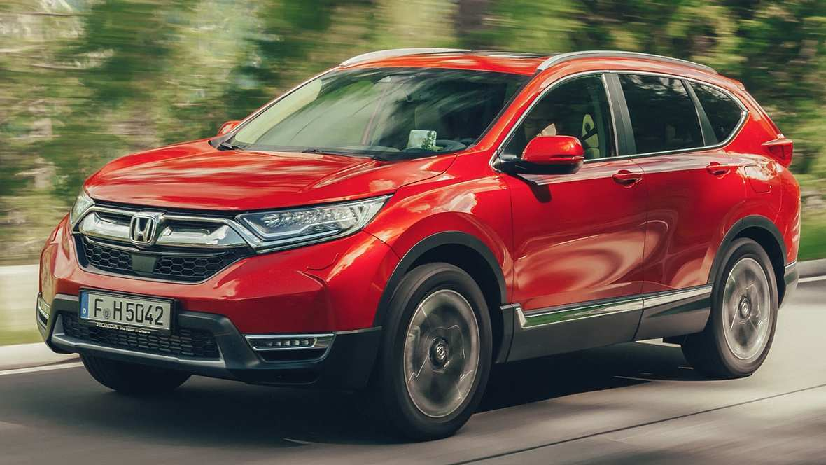 73 The 2019 Honda CR V Engine