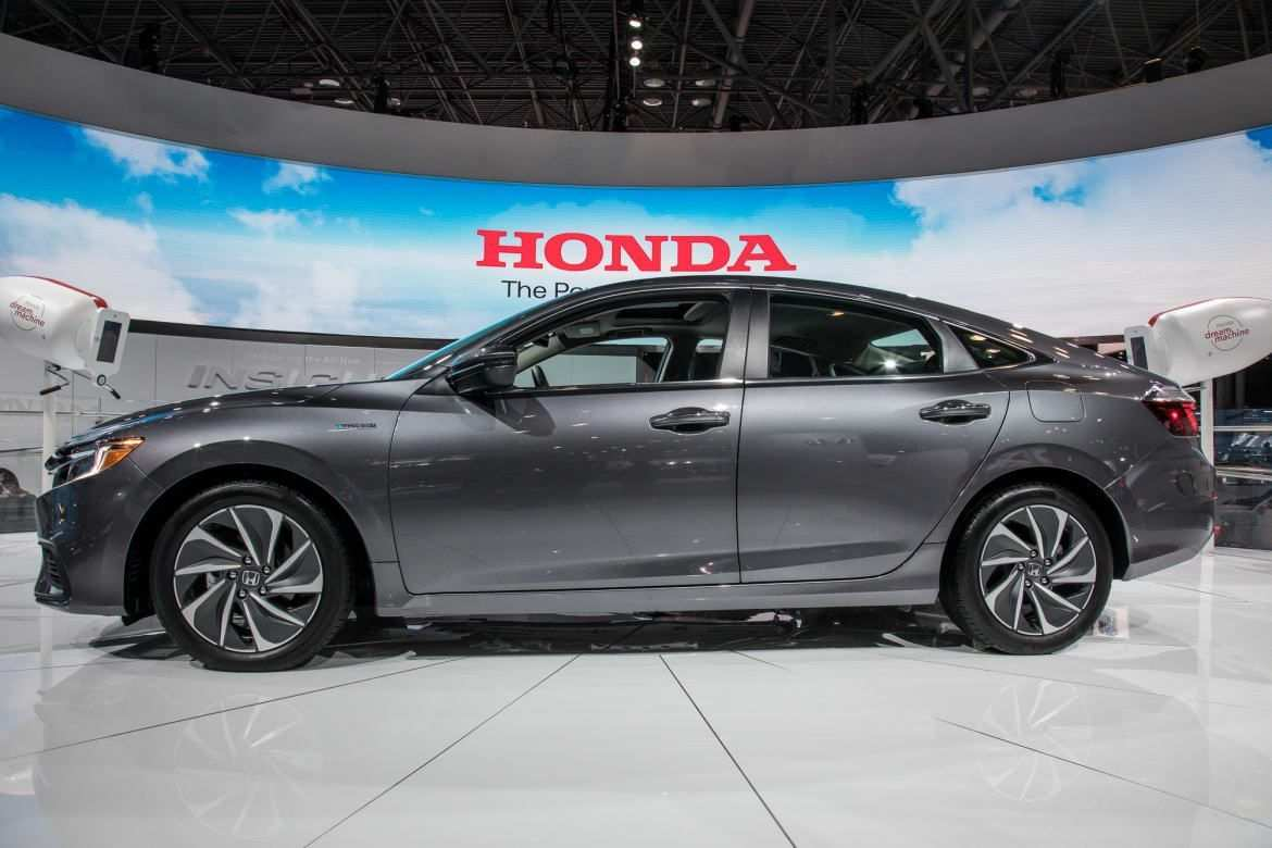 73 The 2019 Honda Wagon Overview