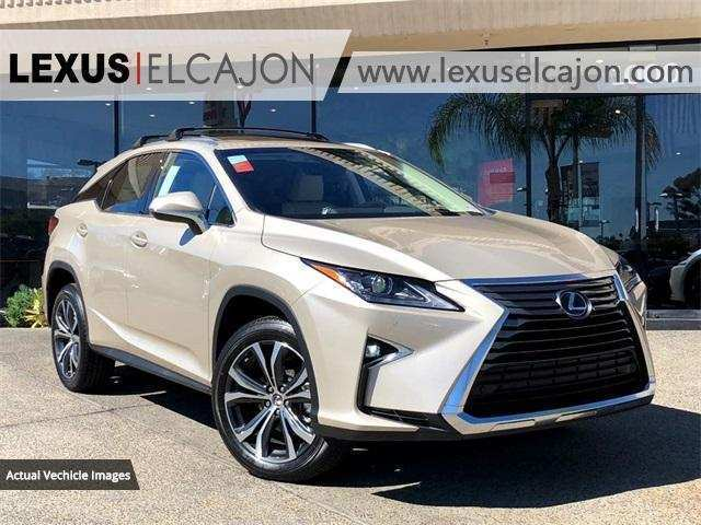 73 The 2019 Lexus RX 350 Redesign