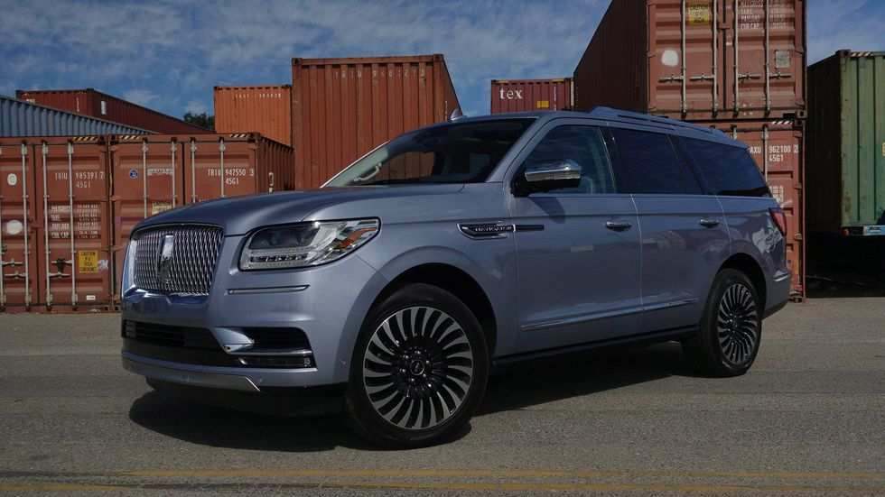 73 The 2019 Lincoln Navigator Ratings