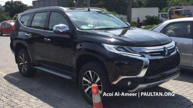 73 The 2019 Mitsubishi Montero Sport Rumors