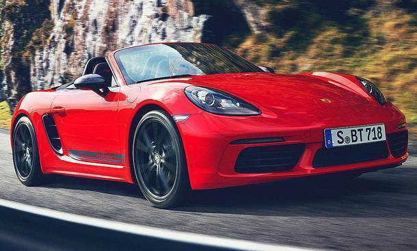73 The 2019 Porsche 718 Price And Review
