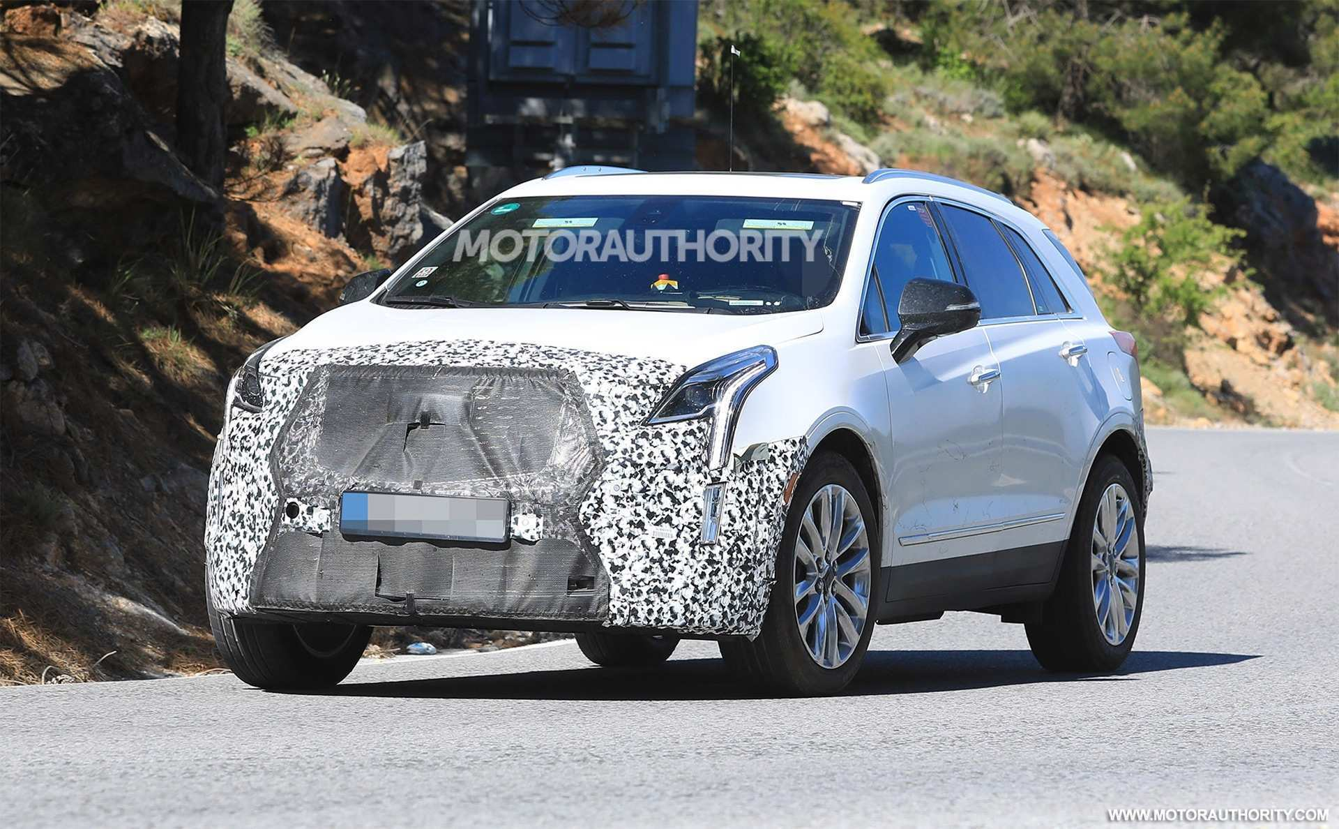 73 The 2019 Spy Shots Cadillac Xt5 Specs