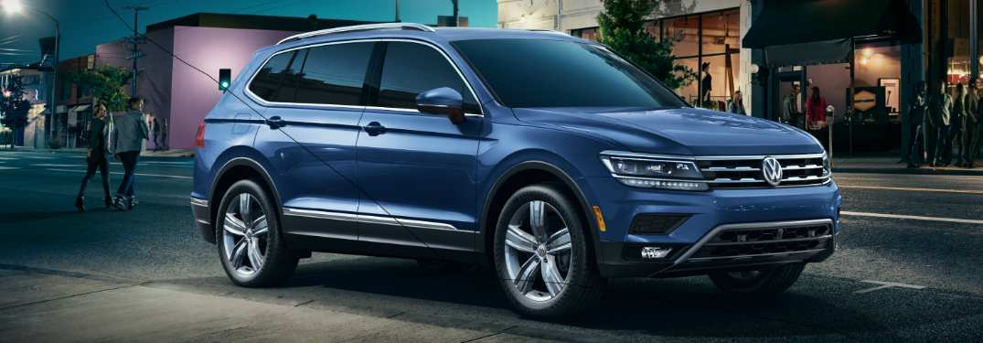 73 The 2019 Volkswagen Tiguan Release Date And Concept