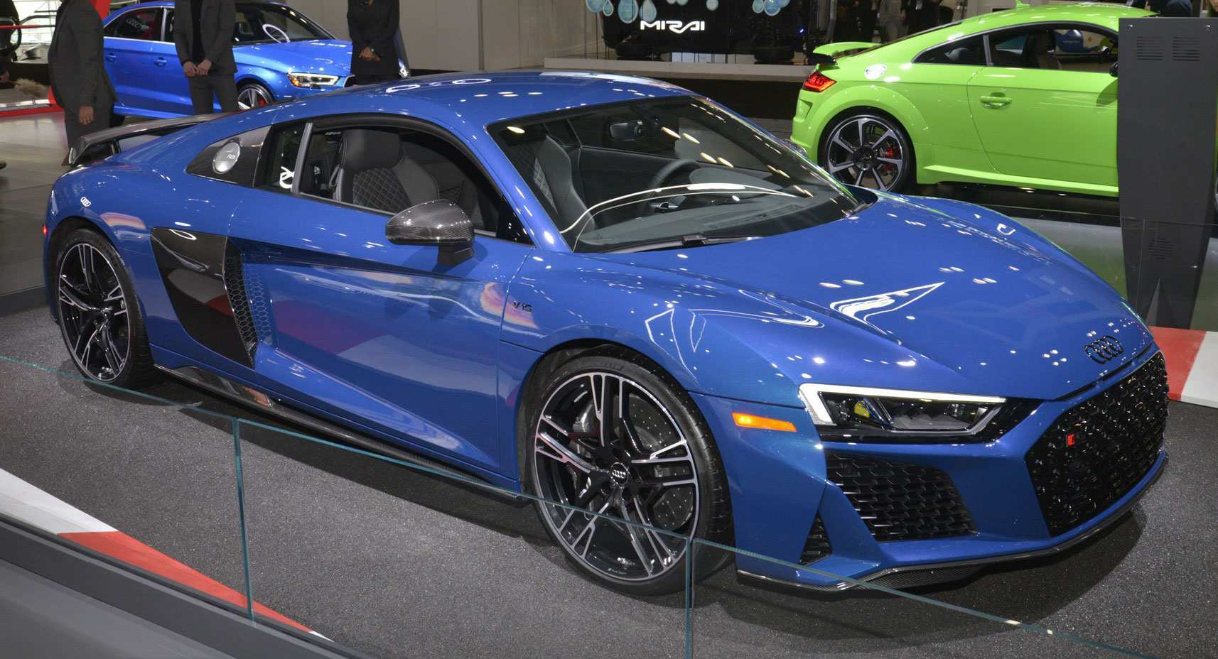 73 The 2020 Audi R8 Price and Review