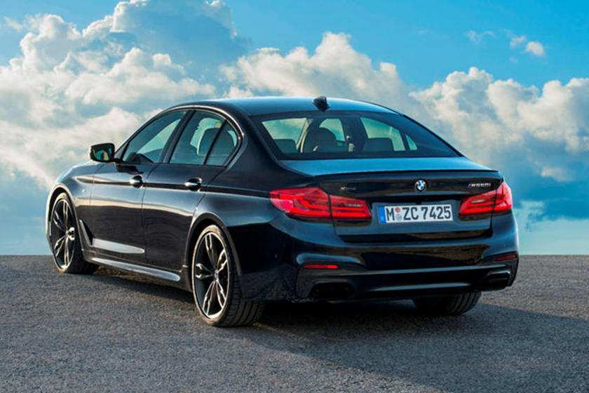 73 The 2020 BMW 5 Series First Drive